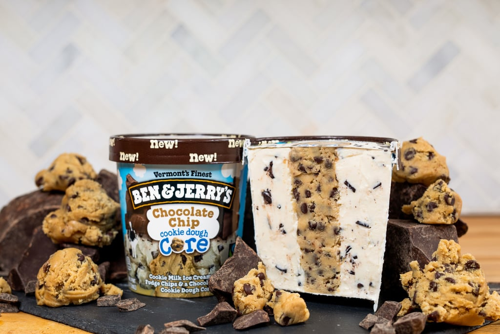 Ben & Jerry's Cookie Dough Core Flavors 2019