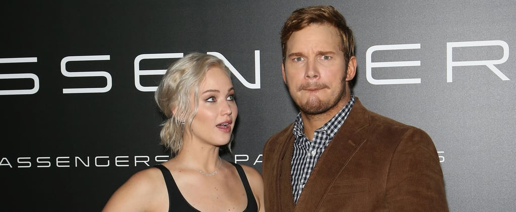 Fact: You Are Not Ready For These Adorable Chris Pratt and Jennifer Lawrence Pictures