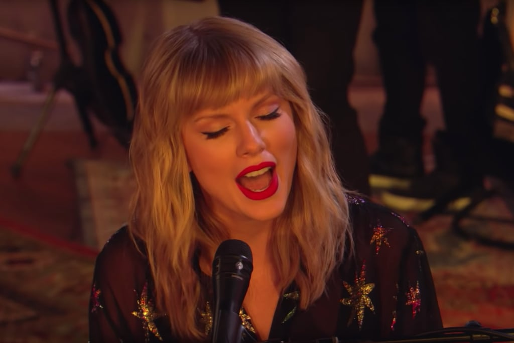 Taylor Swift BBC Radio One Live Lounge Performance Videos