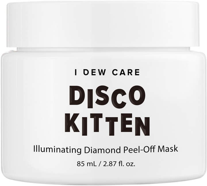 Memebox I Dew Care Disco Kitten Mask