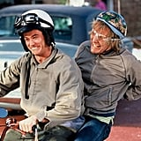 Harry and Lloyd, Dumb and Dumber