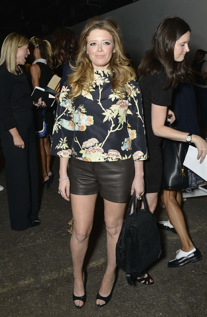 Natasha Lyonne showed up for the Honor show on Thursday.