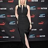 Natasha Bedingfield struck a pose at the Roc Nation and Three Six Zero brunch.