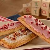 Raspberry Lunch Box Tart and Chocolate-Hazelnut Lunch Box Tart