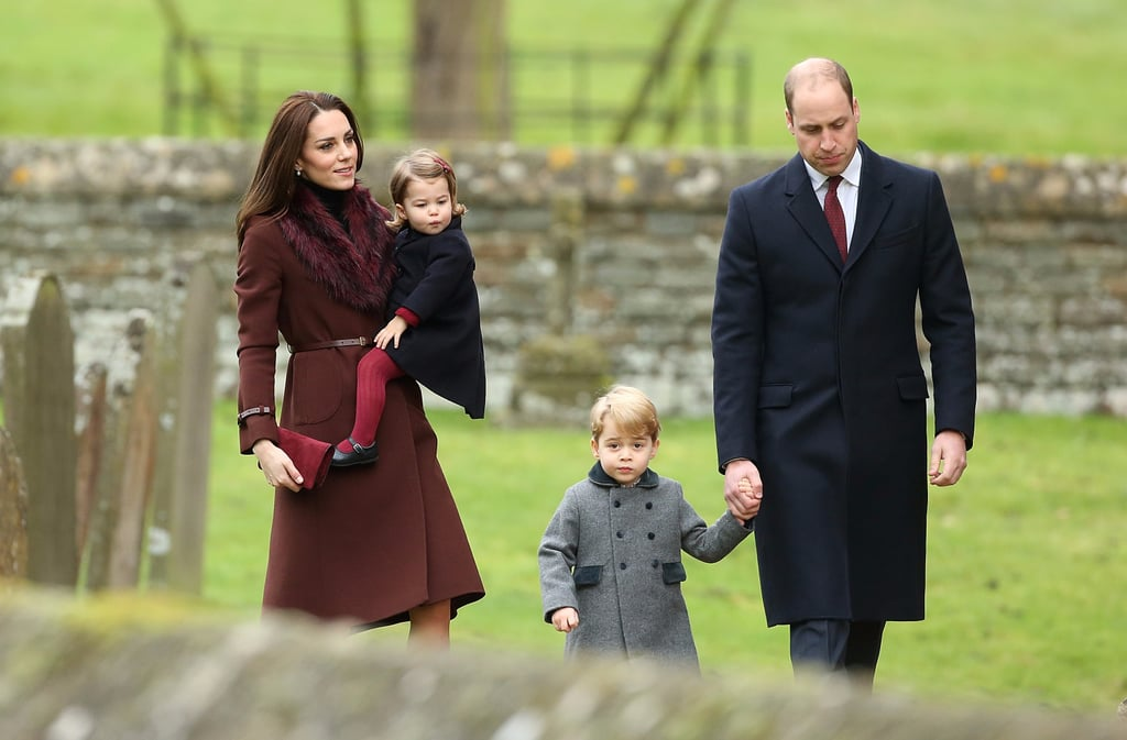 11 Christmas Traditions the Kids of the Royal Family Do Every Year