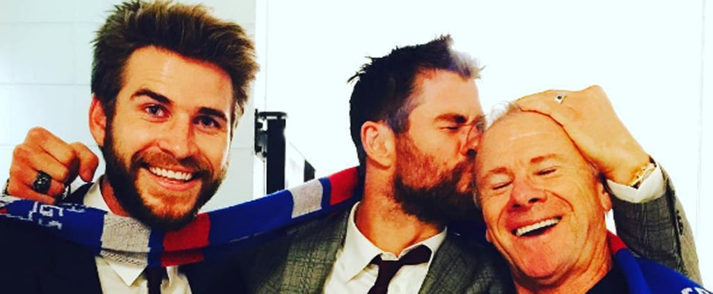 Double the Fun: Chris and Liam Hemsworth Show Their Team Spirit in Australia