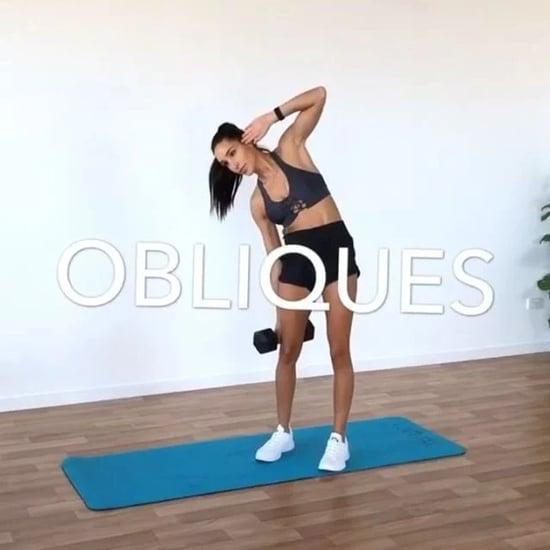 Kayla Itsines Oblique Workout