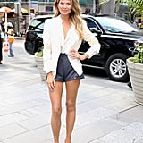 Think Heels and Shorts Won't Work? Think Again