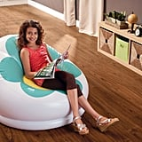 For 9-Year-Olds: Intex Inflatable Blossom Chair