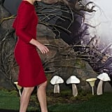 Charlize Theron attended the Snow White and the Huntsman photocall in Madrid.
