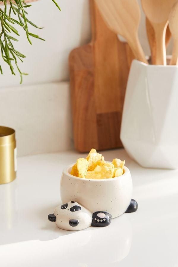 Panda Shaped Snack Bowl
