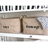Toy and Storage Organizer Bins