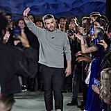 Brandon Maxwell at His Fall 2020 Collection Show