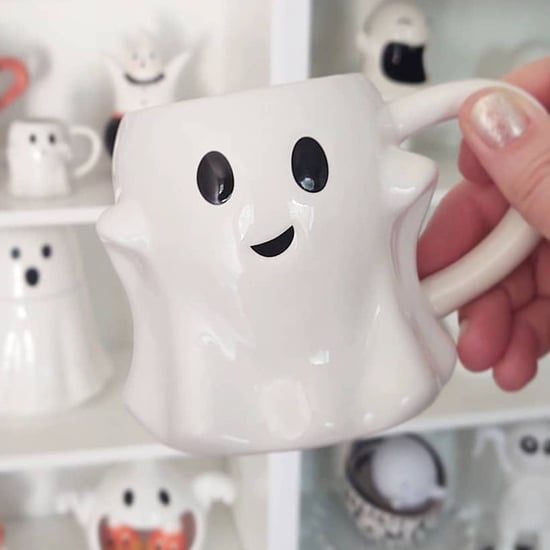 Target's New $5 Ghost Mug For Halloween 2021 Is So Cute