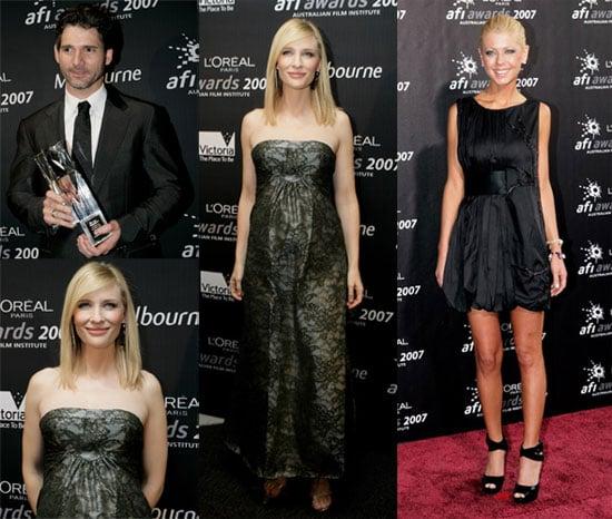 AFI Awards Bring Out Australian Celebs and Tara Reid