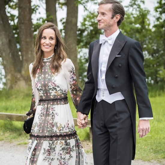 Pippa Middleton Erdem Wedding Guest Dress
