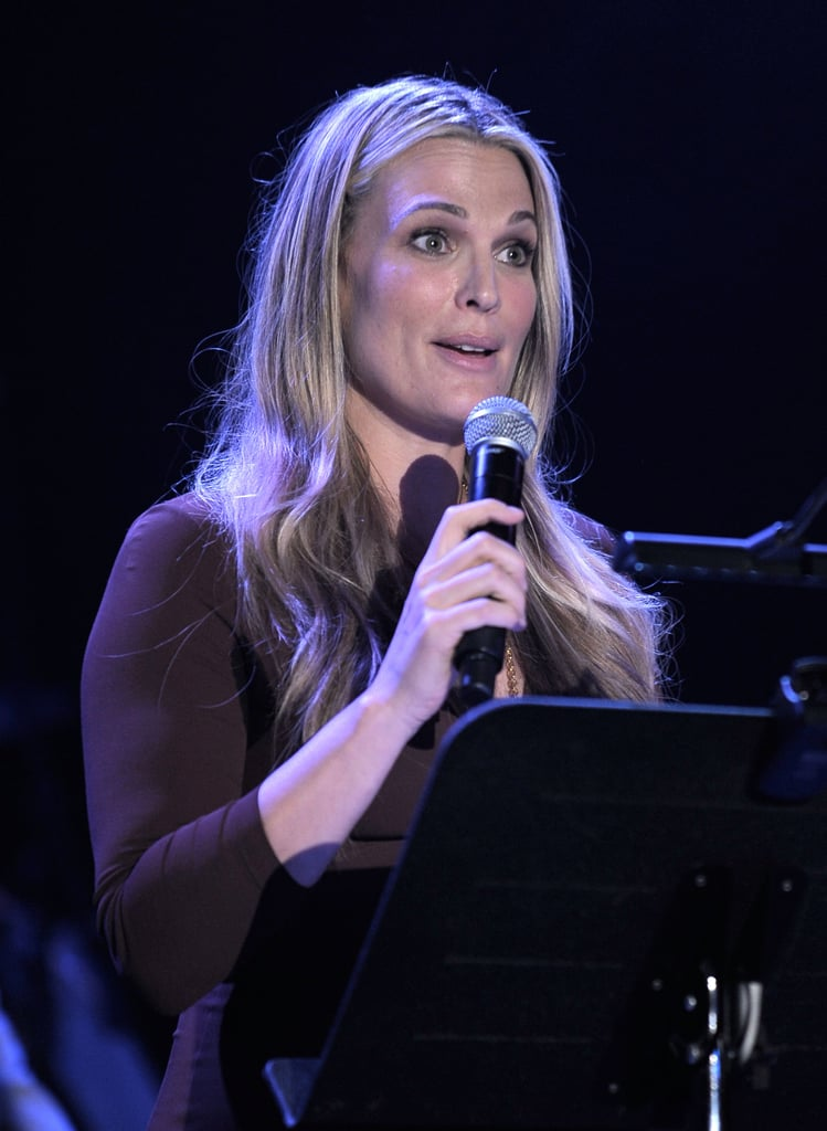 Heidi Klum, Kristen Bell, and Molly Sims Get Goofy to Sing Karaoke For Charity