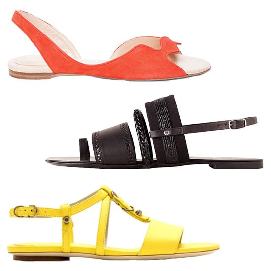 20 <i>Flat</i> Out Sunny Sandal Finds You Need to Buy Now