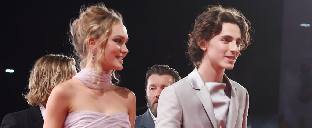 How Did Lily-Rose Depp and Timothée Chalamet Meet?