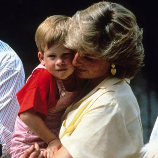 Prince Harry Quotes About Princess Diana's Death Dec. 2016