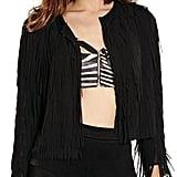 Yvette Fringe Jacket