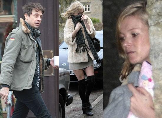 22/12/2008 Kate Moss and Jamie Hince