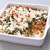 Get the recipe: baked quinoa with roasted kale and chickpeas from The Six-Ingredient Solution