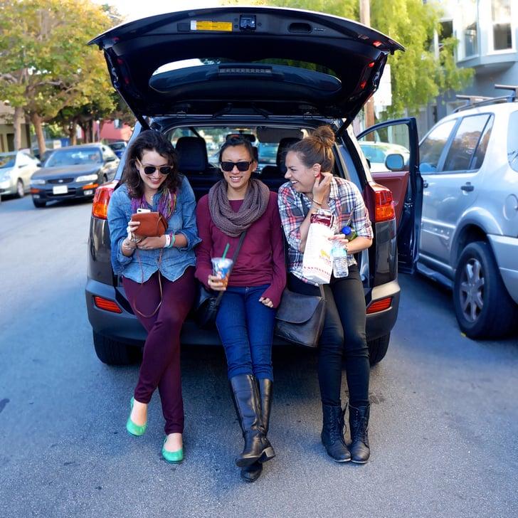 Girls Getaway: How the 2013 Toyota RAV4 Fared
