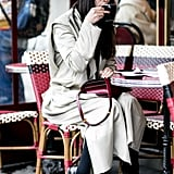 Does it get any more Parisian?