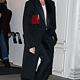Hello Victoria Beckham — and H-E-L-L-O Glittering Holiday Heels