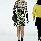 ICB by Prabal Gurung Runway Fall 2012