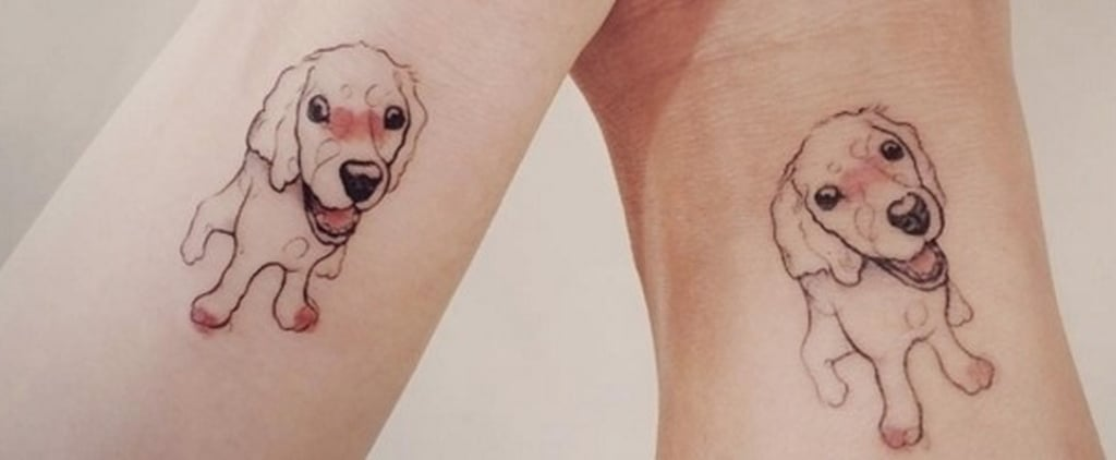 20+ Tattoo Ideas Inspired by Our Favorite Furry Friends — Our Pups!