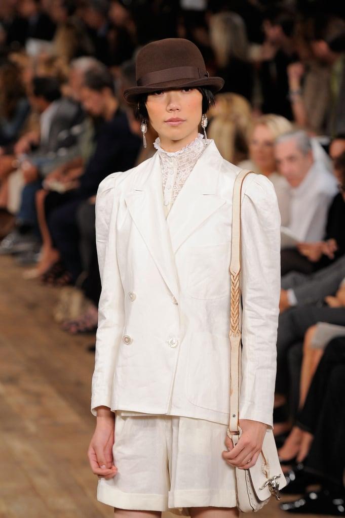 Spring 2011 New York Fashion Week: Ralph Lauren 2010-09-16 12:15:03