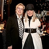 When Meryl Streep Paid Homage to Diane Keaton by Dressing Up as Her