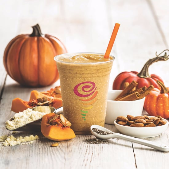 Jamba Juice Protein Pumpkin Smoothie
