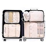 OEE 6-Piece Luggage Packing Organizer