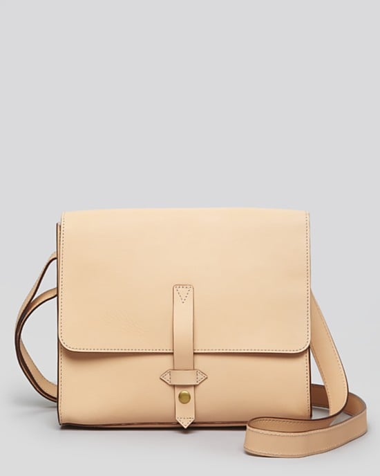 I have IIIBeCa by Joy Gryson Duane Street crossbody bag ($158). I'm all about being hands-free and the neutral hue will go with all my Spring ensembles. Plus, that price tag is too good to deny.  — Melody Nazarian