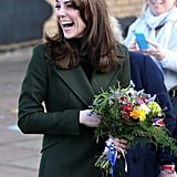 Kate Middleton Is a Vision of Beauty and Grace During Her Latest Outing