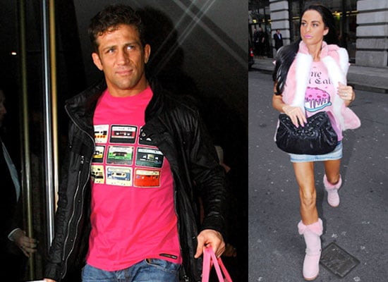 Photos of Katie Price and Alex Reid in London Before Getting Involved in a Brawl at Movida, Kerry Katona Wants to Make Up
