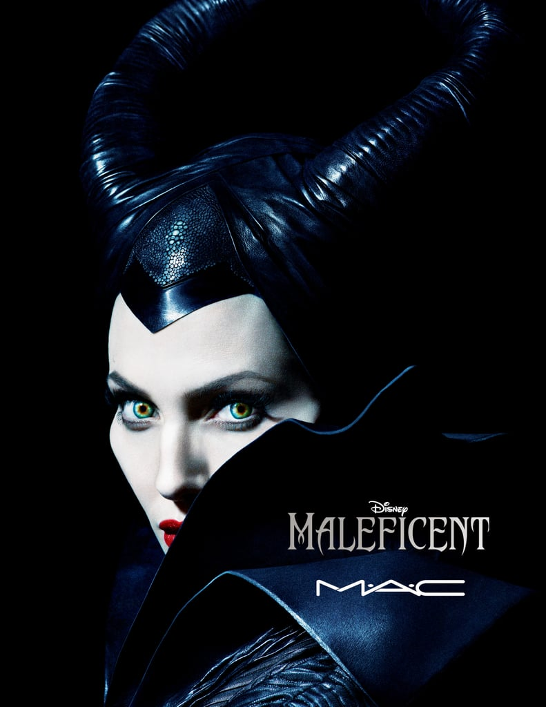 Angelina Jolie Maleficent Makeup Range by Mac Cosmetics