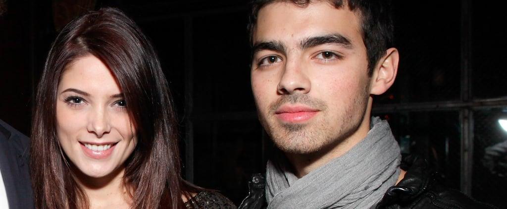 Ashley Greene Responds to Joe Jonas Virginity Quotes