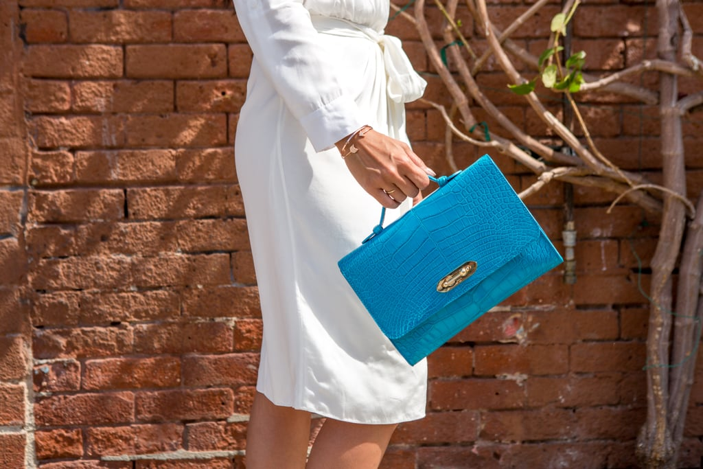 Something Blue Fashion Ideas For a Bride