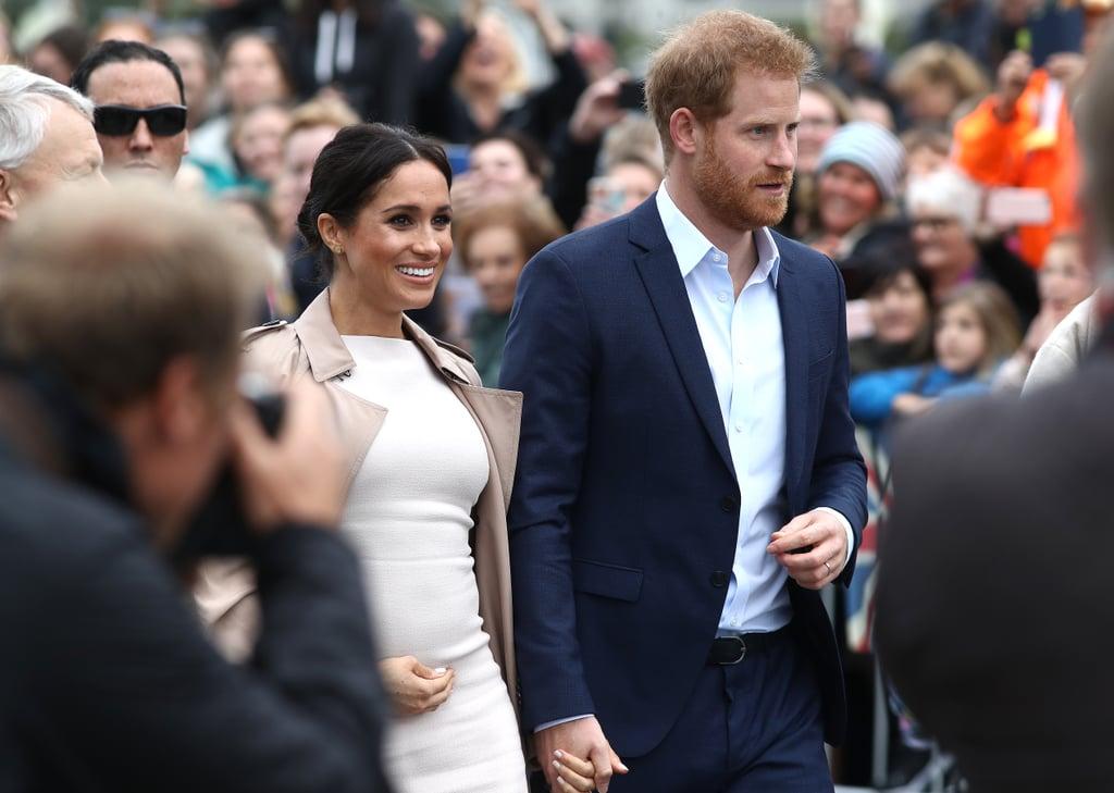 حفلات الزفاف الملكيّة والأطفال (مرتين!)