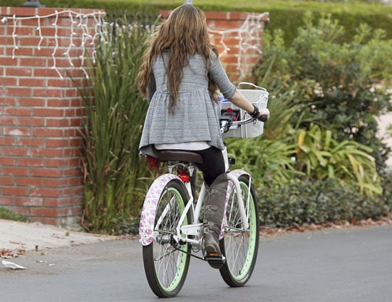 Guess Who, Celebrities on Bicycles