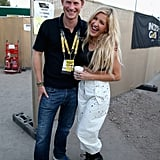 """Ellie Goulding Ellie has long had royal connections — she sang """"Your Song"""" for William and Kate's first dance at their wedding, and has performed at numerous royal events over the years. But it wasn't until this year that she was linked to the prince, when they were spotted making out at a polo match."""
