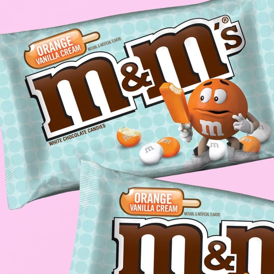 Orange Vanilla Cream M&M's Flavor