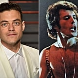 Rami Malek Is Playing Freddie Mercury