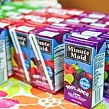 Freeze Juice Boxes