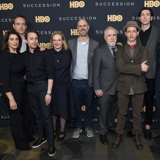 Succession on Sky Atlantic Cast