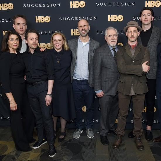 Succession on Sky Atlantic Cast